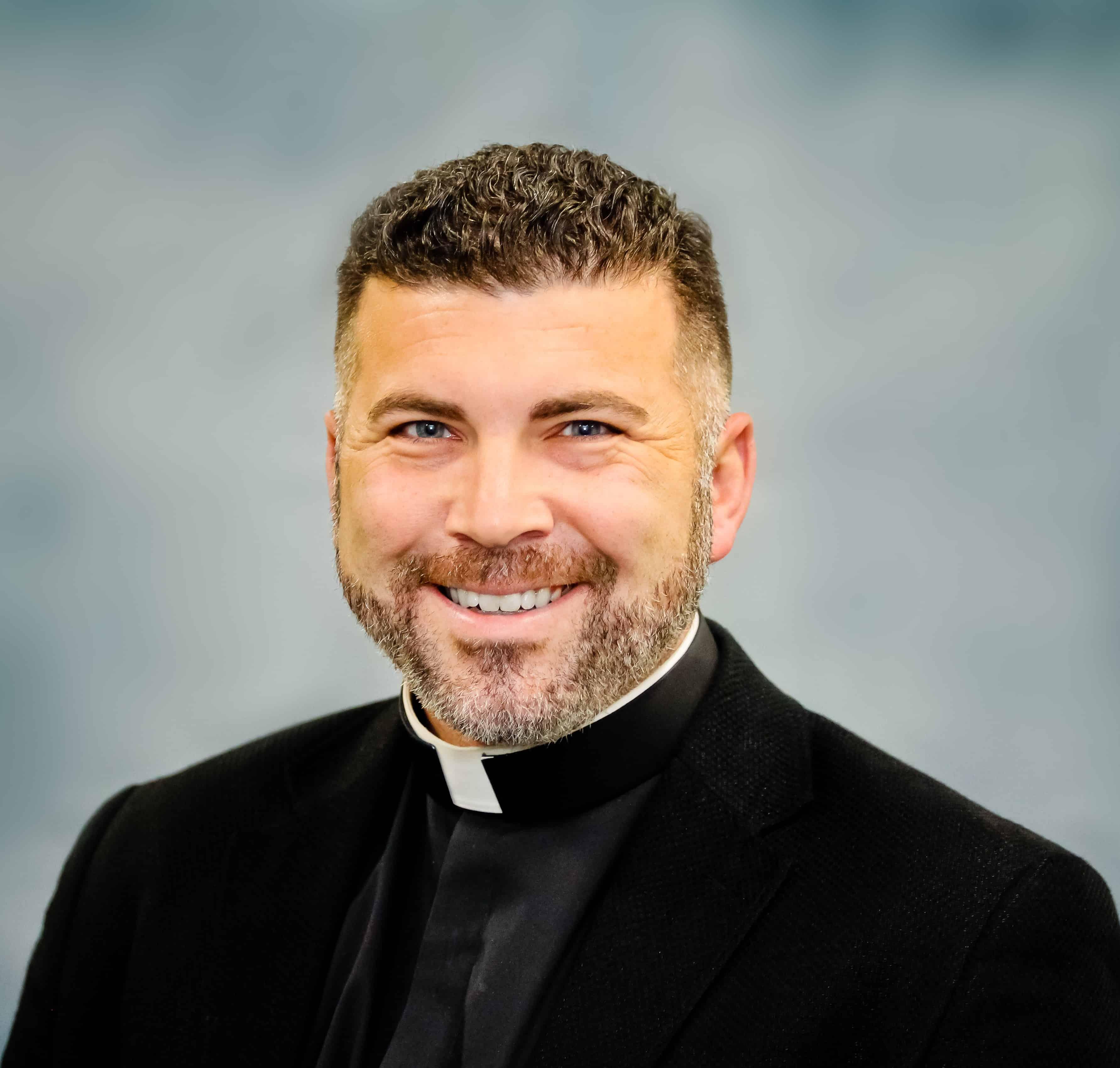 Rev. Michael Revak : Parochial Vicar